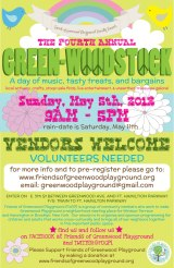 GREEN-WOODSTOCK is UPON US!